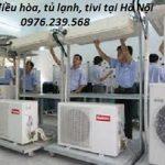 Các dịch vụ điện lạnh tại nhà ở Hà nội